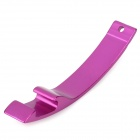 Aluminum Alloy Beer Bottle Opener - Deep Pink