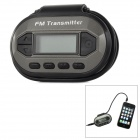"IPDA 1.3"" Screen FM Transmitter w/ Car Charger for Iphone 5 / 4S / 4"