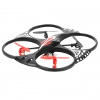 YD-716 4-Channel 2.4GHz Radio Control R/C Aircraft w/ Gyro - Black + Red