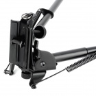 Base articulada 20mm Rail Gun Alloy Bipod - Preto