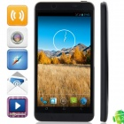 "K7 MTK6589 Quad-Core Android 4.2.1 WCDMA Bar Phone w/ 4.7"" HD, Wi-Fi, FM, GPS, Dual-Camera - Black"