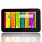 RuiQ A20 7.0'' Capacitive Dual-Core Android 4.2.2 Tablet PC w/ 512MB RAM / 4GB ROM - Pink + Black