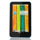 RuiQ A20 7,0'' kapazitives Dual-Core Android 4.2.2 Tablet PC w / 512MB RAM, 2GB ROM - Sky Blau + Schwarz