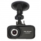 "AT850 2.7"" TFT 2.0 MP 1080p Full HD Car DVR Camcorder w/ Motion Detection + AV OUT + HDMI + G-Sensor"