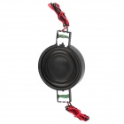 Replacement Plastic + Aluminum Speakers for NDSL - Black (Pair)