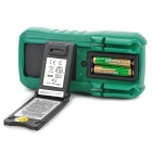 MASTECH MS8239D Autoranging Digital Multimeter w / integrierte Engine Analyzer - grün + grau