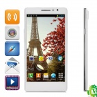 "KICCY Grand View Quad-Core Android 4.2 WCDMA Bar Phone w/ 6.0"" Capacitive Screen, Wi-Fi and GPS"