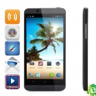CUBOT ONE  Quad-Core Android 4.2 WCDMA Bar Phone w/ 4.7'HD, Wi-Fi, GPS and Dual-SIM  -Black