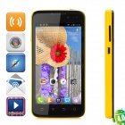"K-Touch-V9 Android 4.0 WCDMA Quad-Core Bar Phone w / 4,5 ""Kapazitive Bildschirm, Wi-Fi und GPS"