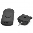 Portble Wireless Remote Release Shutter Camera Control for Iphone + Ipad + Ipod - Black