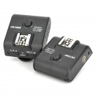 Wireless E-TTL Flash Trigger for Canon 5D Mark III 600D 650D DSLR Camera - Black