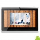 "IT7008 Dual Core Android 4.1 7"" Tablet PC w/ 512MB RAM / 4GB ROM / TF / Wi-Fi / Bluetooth - Silver"