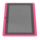 "Q88 7 ""Android 4.2 Tablet PC w / 512 MB RAM / ROM 4GB / G-Sensor - Rosa"