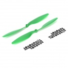 Propeller for Multi-axis R/C Aircraft - Green (Pair)