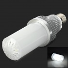 E27-2835-16W-W E27 16W 1400lm 6500K 78-SMD 2835 LED White Light Bulb - Silver + White