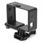 Lightweight Portable Plastic Standard Frame Mount w/ Quick Assemble Plug for Gopro Hero 4/3