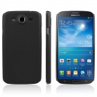 ENKAY Protective Plastic Back Case Cover for Samsung Galaxy Mega 5.8 i9150 / i9152 - Black