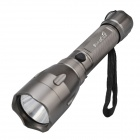 SingFire SF-902B 800lm 5-Mode Attack Head White Flashlight w/ Cree XM-L T6 - Iron Grey (1 x 18650)