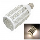 JD263B-220 E27 14W 1050lm 3000K 263-LED Warm White Light Lamp Bulb - White (AC 220V)