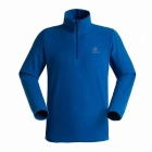 TECTOP Men's Windproof Antistatic Clothes - Blue (Size-L)
