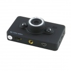 "LAB D6 2.7"" TFT 5.0 MP Wide Angle Digital Vehicle Car DVR Camcorder w / 2-IR LED / Motion Detection"