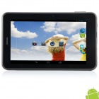 "M99 7.0"" Android 4.1.2 Dual-Core Tablet PC w/ 1GB RAM, 8GB ROM, TF, and Dual camera - Black + Red"