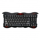 AULA EVIL SPIRIT MAD SCORPION Mechanical USB 2.0 Wired 87-Key Gaming Keyboard - Black (180cm-Cable)