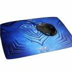 AULA-GHOST SHARK Mouse Pad Super Special Game Mouse Pad - Black (44 x 32cm)