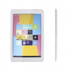 "CUBE--U39GT 9.0"" Capacitive Quad Core Android 4.2 Tablet PC w/ 2GB RAM / 16GB ROM - White + Silver"