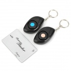 XYT-GS02 110dB Electronic Wireless RF Key Finder - Black + Silver