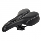 Hollow-out Bicycle Bike Seat Saddle - Black