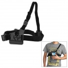 Miniisw M-CS 3-Degree-Freedom Elastic Chest Strap Shoulder Belt for Gopro Hero 4/ 3/2/1/SJ4000
