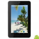 "SANEI N70 7 ""Android 4.1 Tablet PC ж / 512MB RAM / 4 Гб ROM / 1 х SIM / 3D-акселератор - Silver Grey"