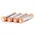 "MP Replacement Rechargeable ""3000mAh"" AA Ni-MH Batteries Set - Orange + Silver (4 PCS)"