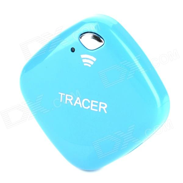 Wireless Smart Bluetooth Anti-lost Alarm Tracer for Iphone 5 + Ipad 4 - Blue