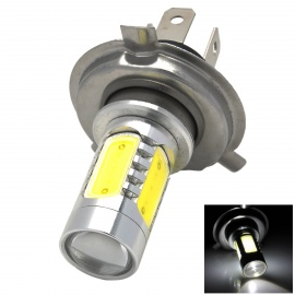 H4-11W-W H4 11W 360lm 6000K White Car Foglight w/ 1 x CREE XP-E + 4-LED (12~24V)