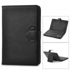 "IS11-U7 Universal Bluetooth v3.0 59-Key Keyboard PU Leather Case w/ Stand for 7"" & 8"" Tablet - Black"