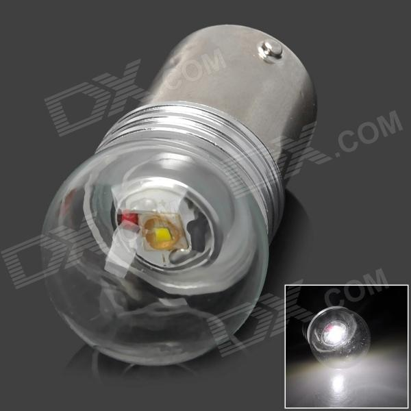 G18-5W 1156 5W 200lm 6500K SMD 3535 LED White Car Brake Light (10~30V)