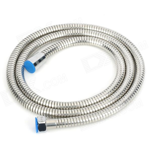 Stainless Steel Contemporary Style Shower Water Hose - Silver (1.5m)