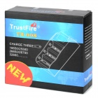 TrustFire TR-008 18650 / 26650 / 32650 / 25500 / 26700 Battery Charger w/ LED Display Screen