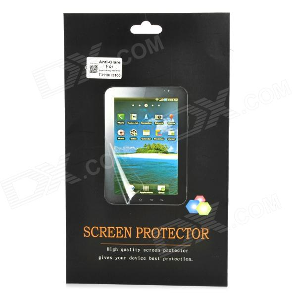 Protective Matte Screen Protector Film Guard for Samsung Galaxy Tab 38.0 - Transparent