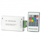 216W 20-Button RGB Strip Aluminum Case RF Controller