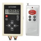 Programmable RGB LED Controller - Black + Beige