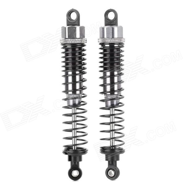 HSP Aluminum Alloy Shock Absorber for 1/10 R/C Car - Black (2 PCS) вилка apex forks zero std silver