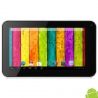"AM-721 7 ""Dual Core Android 4.2 Tablet PC ж / 512MB RAM / ROM 8GB / G-Sensor - белый + черный"