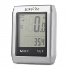 "BIKEVEE BKV-6000 2.2"" Display Screen Bike Computer - Silver (1 x CR2032)"