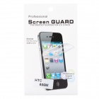 Protective Glossy Screen Guard for HTC 606W 606H  - Transparent