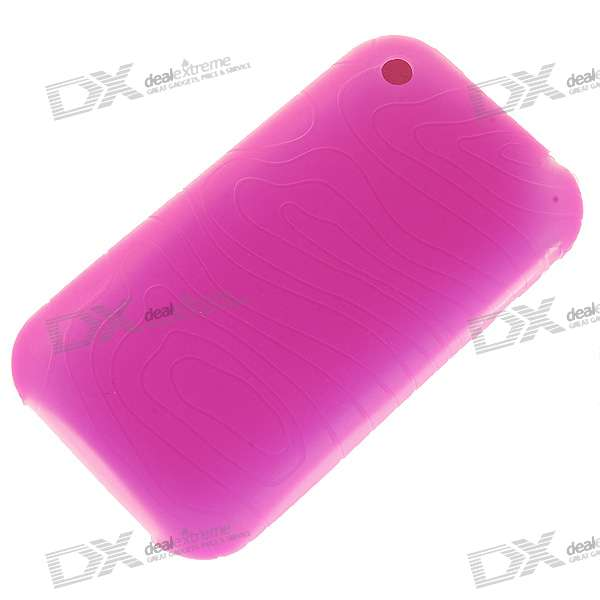 Protective Silicone Case for   Iphone 3g/3GS (Pink)