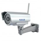 Wanscam HW0022 1.0 MP 720p IR-CUT Wireless Outdoor Handbuch Pan / Tilt IP Netzwerk Kamera w / 36-IR LED