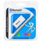 PT-810 Mini Style USB Bluetooth V2.0 + EDR Audio Receiver - White